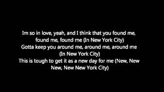 Akon New york City lyrics