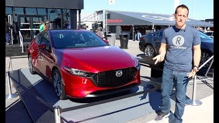 Is the 2019 Mazda 3 the BEST NEW hatchback to BUY?