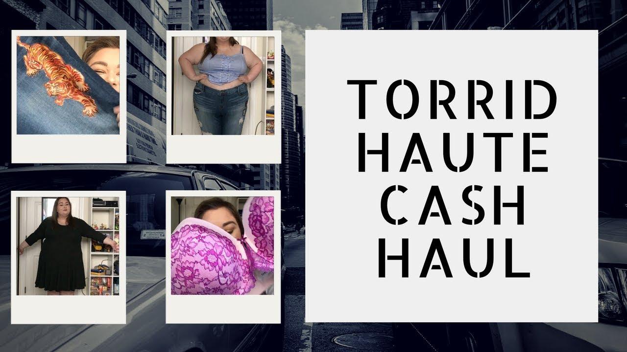 ea90c46c9a4 Torrid Haute Cash Haul 2018