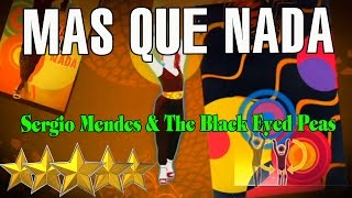 Mas Que Nada -  Sergio Mendes ft The  Black Eyes Peas | Just Dance 4 | Best Dance Music