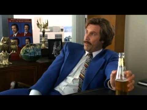 ron burgundy that escalated quickly doovi