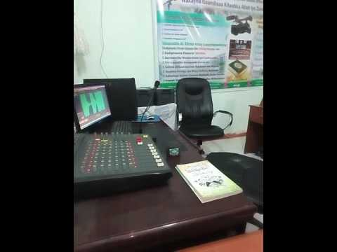 اذاعة الحكمة للقران الكريم في الحكمة في الصومال Alhikmah Radio Of somalia(3)