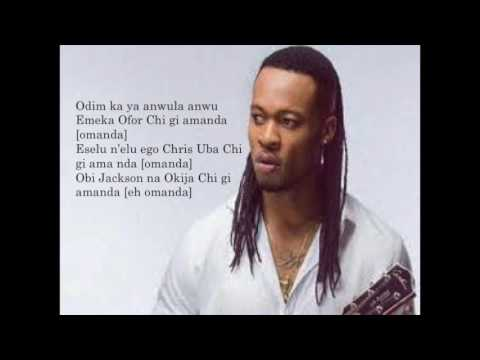 Flavour- Chimamanda Official Lyrics