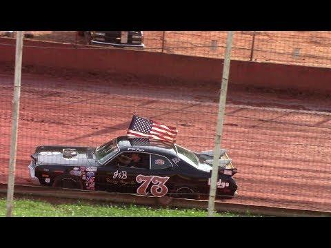 Winder Barrow Speedway  Jimmy Payne Memorial Lap 6/22/19