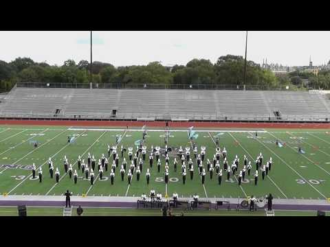 Anahuac High School Band 2016 - UIL Region 10 Marching Contest