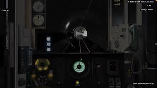 【田園都市線急行BVE5】BVE5東急8500系8634F渋谷~あざみ野間を運転してみた