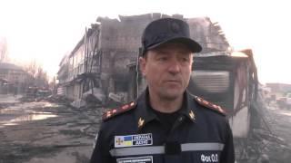 Одеські вогнеборці ліквідували пожежу на базі відпочинку в Затоці 07 04 16(ГУ ДСНС України в Одеській області., 2016-04-07T07:10:56.000Z)