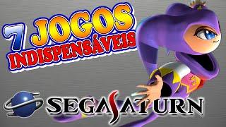Sega Saturn - 7 Jogos Indispensáveis
