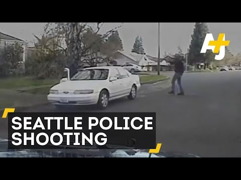 Seattle Police Release Video of Che Taylor Shooting