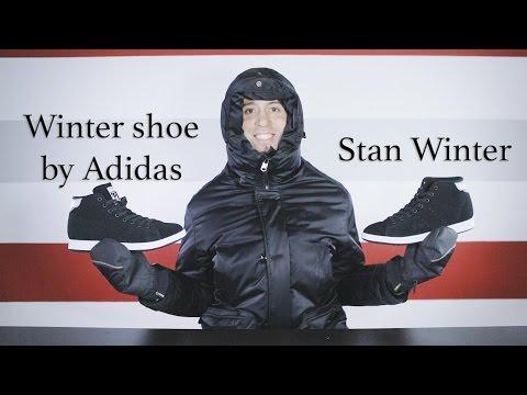 5de85d69cc0381 Adidas Stan Winter - Unboxing - Review - On feet - Close up - Mr Stoltz