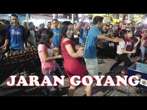 JARAN GOYANG GARAPAN BARU -- ANGKLUNG NEW BANESA MALIOBORO YOGYA