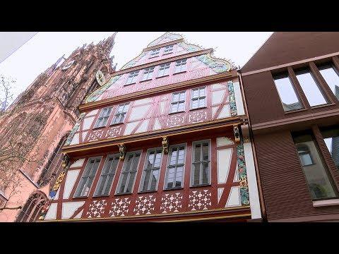 Wiederaufbau der Frankfurter Goldene Waage