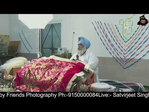 Live:- Satvirjeet Singh  Weds Davinder Kaur Photoshoot by Friends Photography Ph:-9150000084