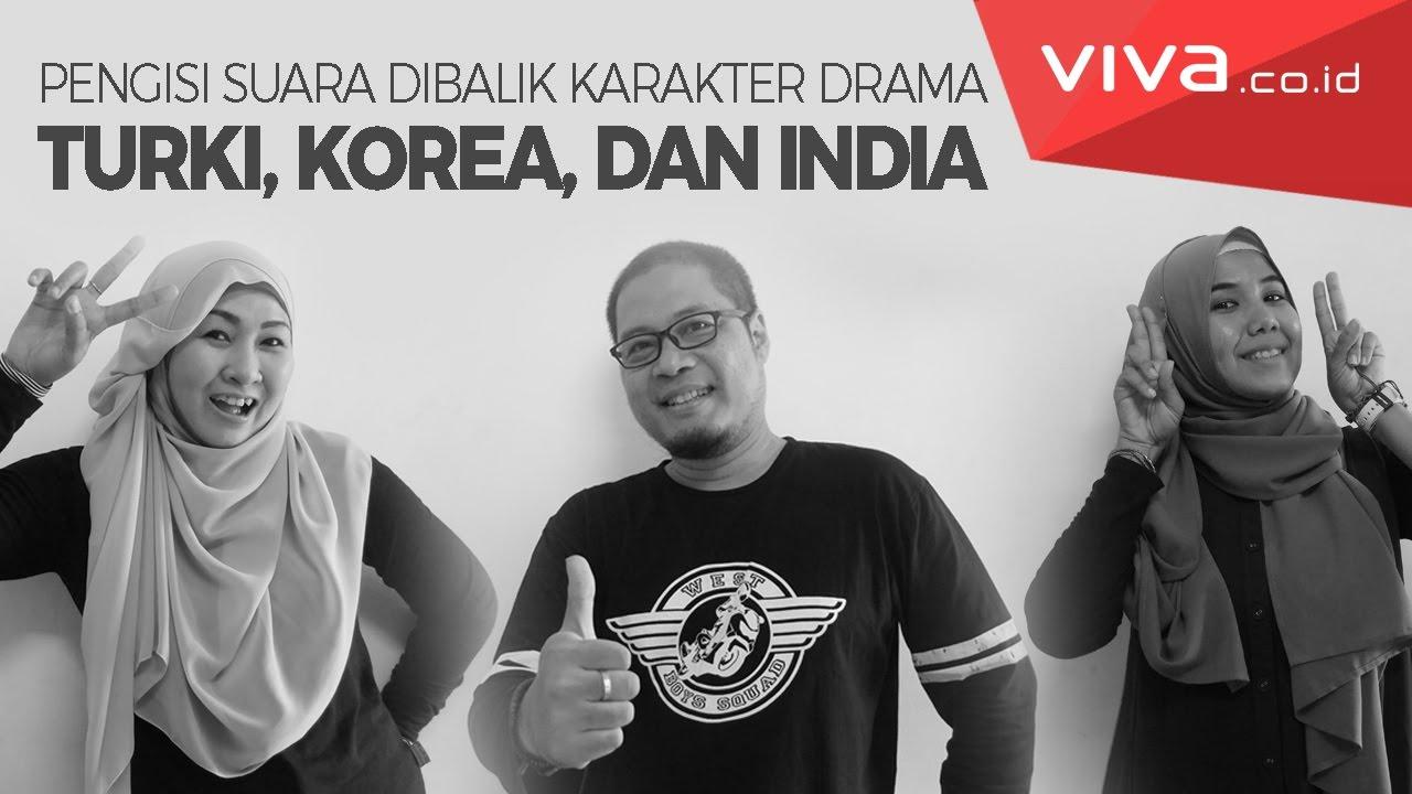 Di Balik Layar Drama Turki, Korea, dan India