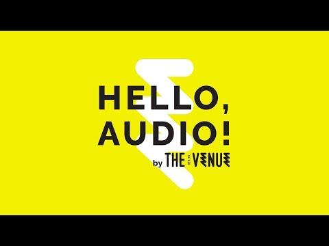 Hello, Audio! Episode 2: Hamburg Kreativ Gesellschaft on Accelerating Music Startups