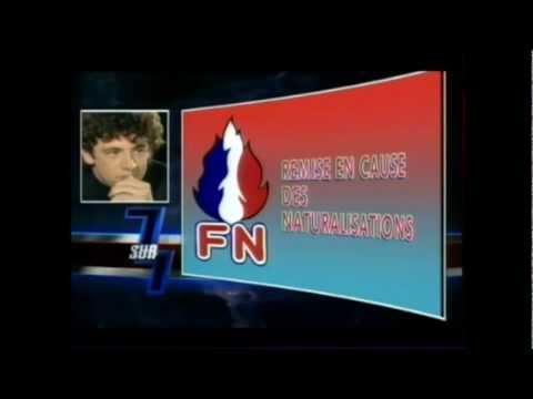 Patrick Bruel met en garde contre le Programme du Front National