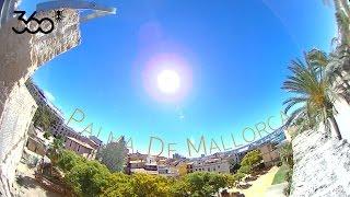 Palma de Mallorca in 360° - The Life Around Us