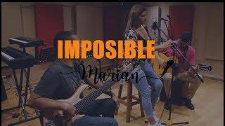 COVER ACUSTICO IMPOSIBLE DE LUIS FONSI ft OZUNA - MARIAN