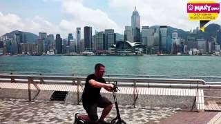 Самый быстрый самокат ! Электро самокат для взрослых до 130 кг(Предлагаем обзор новинок благодаря которым можно перемещаться не только по горизонтали, а еще и по вертика..., 2016-10-07T17:51:53.000Z)