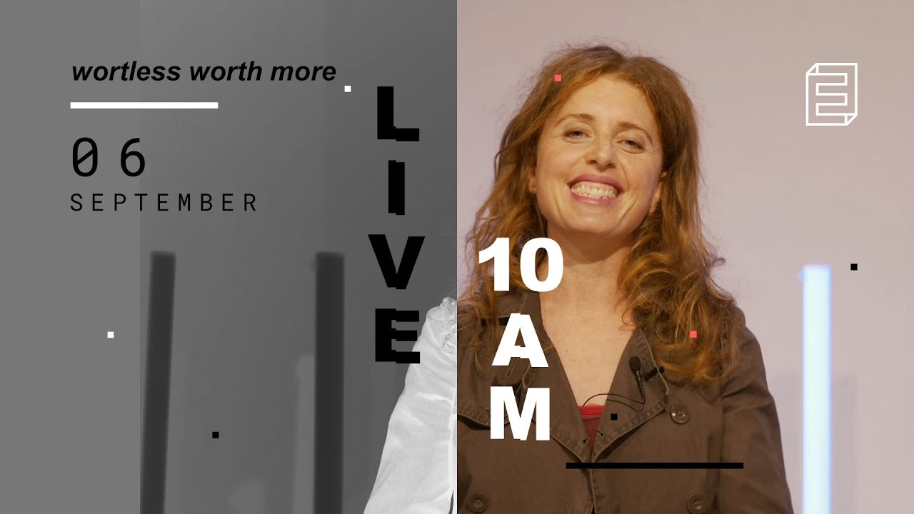 Emmanuel Live Online Service // 10am Sun 6 September Cover Image