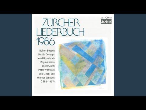 Wandsbecker Liederbuch, Op. 52: No. 6, Der Frühling
