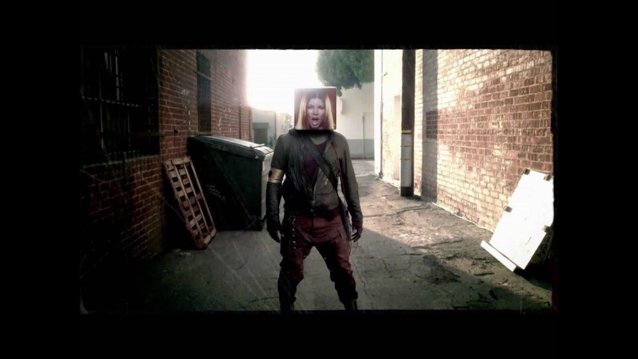 Black Eyed Peas - The Time - Directlyrics