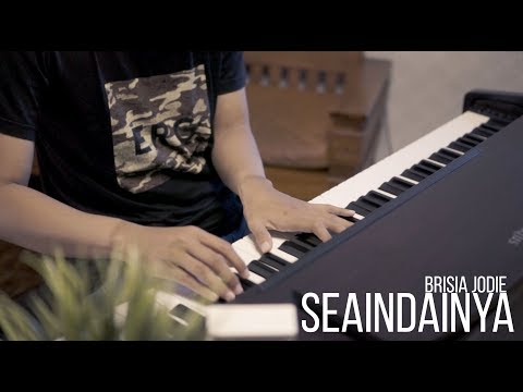 SEANDAINYA - BRISIA JODIE Piano Cover