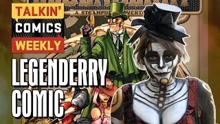 Legenderry - A Steampunk Adventure: Talkin