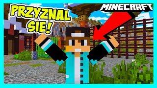 MORDERCA SIĘ PRZYZNAŁ!!! | Minecraft Murder in Mineville | Vertez