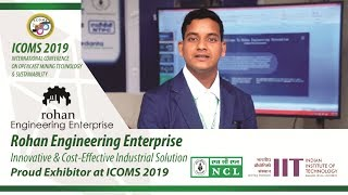 ICOMS 2019 | Exhibitor | Rohan Engineering Enterprise