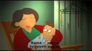 Mam Te Quiero Mucho Animation Mother 39 s Day Song in Spanish D a de la Madre.mp3