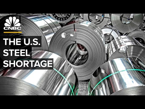 Is The Steel Bubble About To Pop?