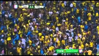 America vs Santos 5-3 Clausura 2014 Cuartos De Final IDA 30/4/14