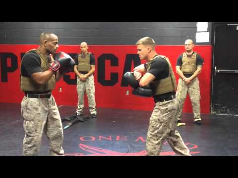 Marine Corps Martial Arts Center of Excellence