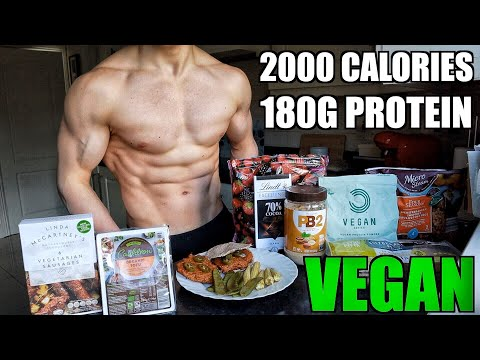 vegan-full-day-of-eating-2000-calories-|-high-protein-low-calorie-meals...