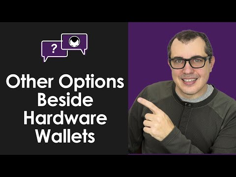 Rabbit Hole - What Should You Use if a Hardware Wallet Isn't an Option for You?