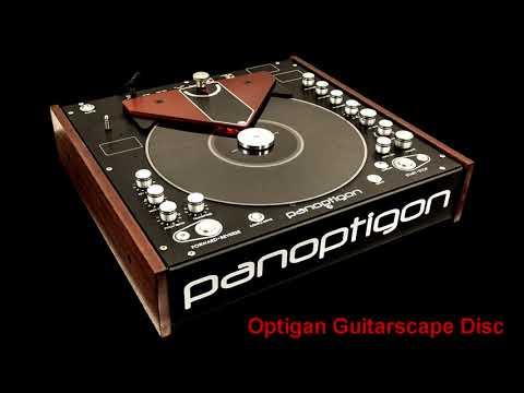 Panoptigon plays Optigan Guitarscape Disc