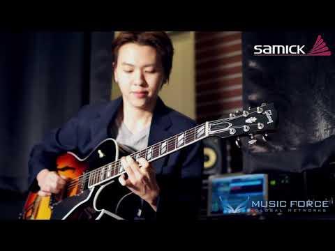 [MusicForce] Gibson Memphis ES-175 Demo - 'A Night in Tunisia'  Guitarist 심성보
