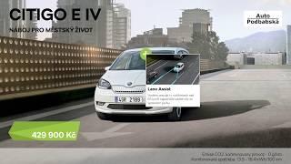 ŠKODA CITIGOe iV | Auto Podbabská