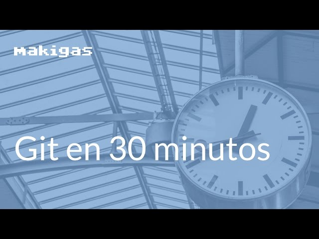 Tutorial de Git en media hora Videos De Viajes