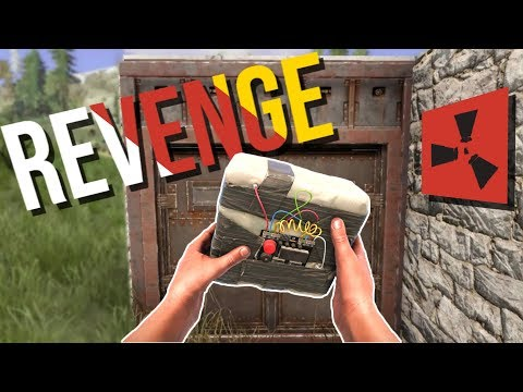 Rust - Going DEEP on our ENEMIES!   S5-E4
