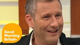 Comedian Adam Hills Teases Piers Morgan About Ewan McGregor Walk-Out | Good Morning Britain