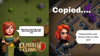 100% copy game of clash of clans!! Inspire of coc 100%!! R.I.P off games of coc