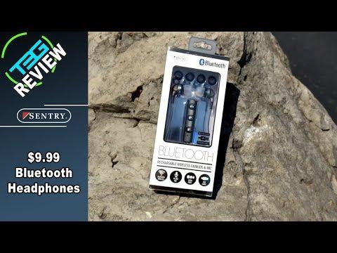 Sentry BT140 Bluetooth Headphones Review