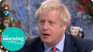 Daytime exclusive: Boris Johnson | This Morning