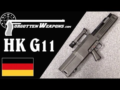 Kraut Space Magic: The H&K G11