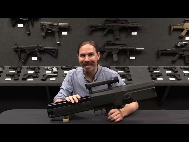 Kraut Space Magic: the H&K G11 - YouTube