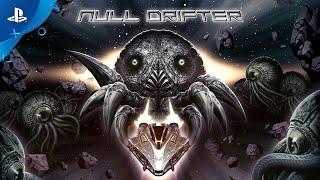 Null Drifter - Release Trailer   PS4