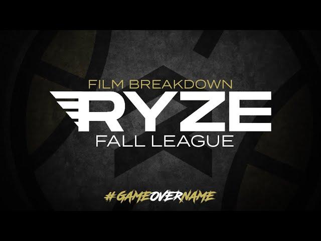 RYZE Fall League Film Breakdown: Cayden Charles