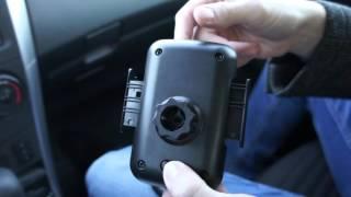 AvtoGSM.ru Автомобильный держатель AvtoGSM Car Holder 07(Важным преимуществом является его универсальность - он не рассчитан на какую-либо одну модель телефона,..., 2015-10-16T13:19:08.000Z)